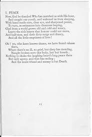 reframing first world war poetry the
