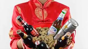 beers from around the world gift basket