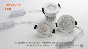đèn Led âm Trần Osram