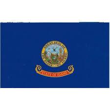 5in X 3in Idaho State Flag Vinyl Bumper Sticker Decal Window Stickers Car Decals Walmart Com Walmart Com