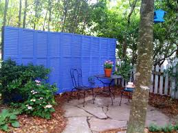 8 Ft Tall Privacy Fence Panels Bob Doyle Home Inspiration Backyard Privacy Ideas Very Simple