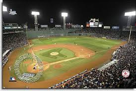Boston Red Sox Fenway Park Wall Mural Sky Box Sports Scenes The Mural Store