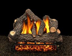 lennox gas logs fireplace products