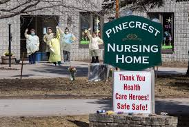 why nursing homes are so vulnerable to