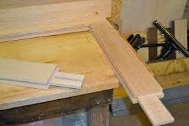 build a door frame with your own hands