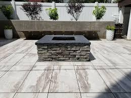 unilock porcelain tiles for outdoor