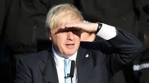 """Boris Johnson se declaró """"prudentemente optimista"""" acerca de un ..."""