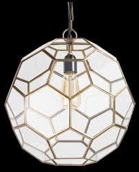 faceted glass paxton pendant decorist