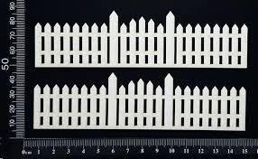 Small White Fence 9573 Picket View Bunnings Download Louisesattler