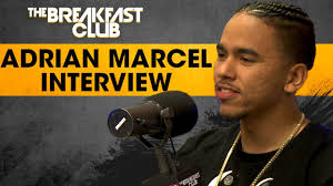Adrian Marcel On Finally Putting Out A Full Album, Performs His ...
