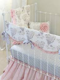fawn baby bedding girls woodland