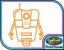 Claptrap Sticker Ebay