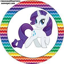 Imprimibles De My Little Pony 4 Ideas Y Material Gratis Para
