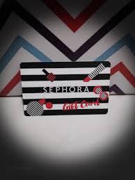 sephora gift card women s fashion