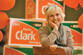 NDP candidate said Harper sponsored terrorism in the Middle East ...