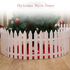 Discount Christmas Fence Decorations
