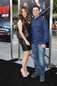 Adam Ferrara and wife Alex Tyler at the Los Angeles Premiere of GETAWAY    ©2013 Sue Schneider - Assignment X Assignment X