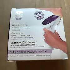 face and body hair removal system