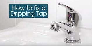 how to fix a dripping mixer tap in your