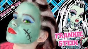 doll costume makeup tutorial