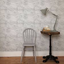 NEW DESIGNERS: Abigail Edwards Seascape wallpaper   HomeShoppingSpy