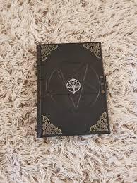 baphomet grimoire book of shadows