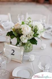 diy wedding centerpieces diy table
