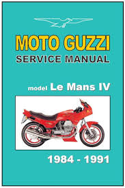 work manual le mans mk4 1000
