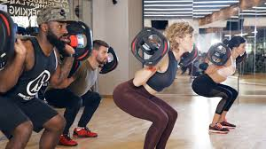 your body pump by les mills courses in