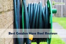 best garden hose reel reviews 2020