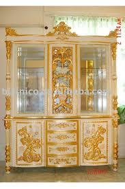 95 wooden showcases for living room