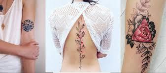 Tatuaze W Kwiaty Co O Nich Sadzicie Kobietamag Pl
