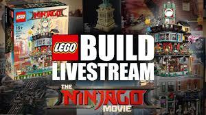 LEGO 10-Hour Ninjago City Build Livestream! (Ep 23) - 70620 - YouTube