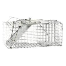 door easy set live cage trap