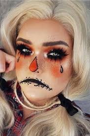 30 easy halloween makeup ideas glam ladys