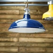 blue pendant lights for kitchen