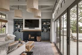 a modern farmhouse makes bainbridge