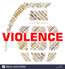 Image result for violenceword