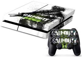 Sony Ps4 Skin Call Of Duty Mw3