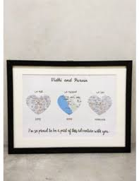 first anniversary gift gifts for