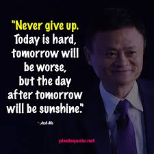never give up quotes to overcome any obstacle pixels quote