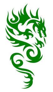 Dragon V44 Decal Sticker