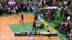 NBA Playoffs Eastern Conference Finals | Heat @ Celtics Game 4 Recap |June  4 2012