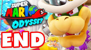 Super Mario Odyssey - Gameplay Walkthrough Part 11 - Bowser ...