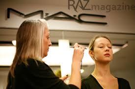 beauty mac airbrush basics mastercl