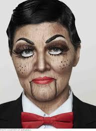 2017 halloween character makeup ideas