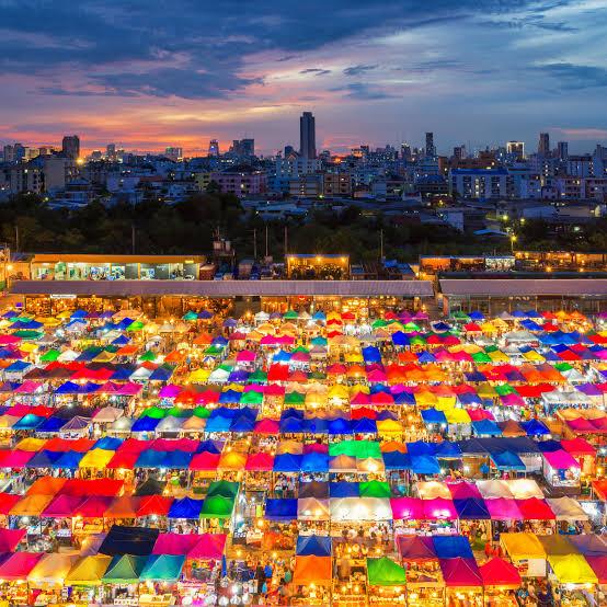 Chatuchak Weekend Market, Thailand, Passpod
