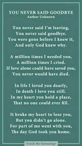 miss you so much ♡ goodbye poem inspirational quotes poems