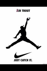 Air Trout Jordan Logo Air Jordans Phil Knight