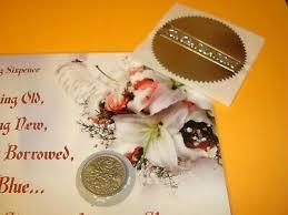 1964 uk british wedding sixpence coin